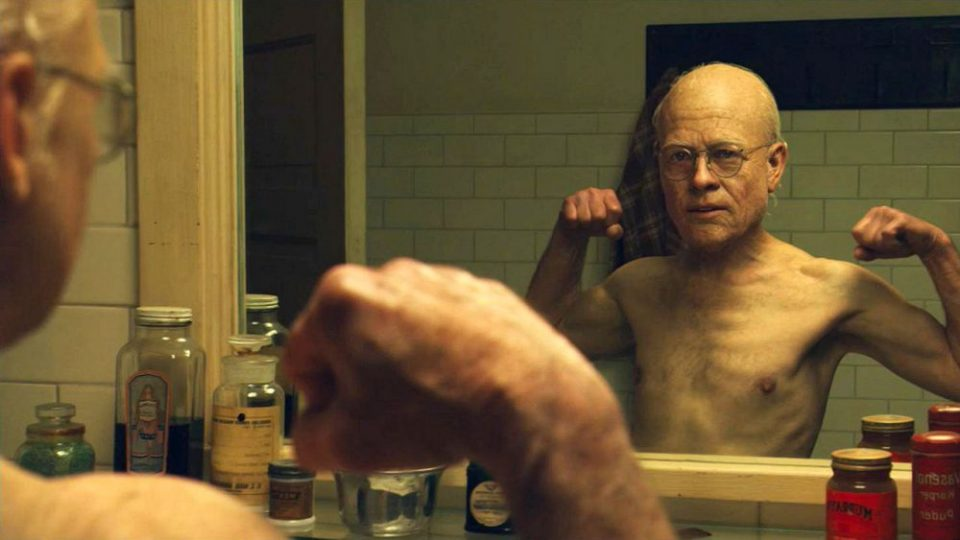 the curious case of benjamin button book movie comparison
